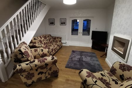 Cosy 3 bedroom house in the heart of Llanberis