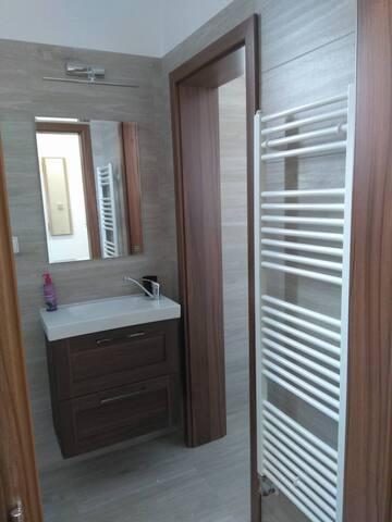 Samostatný byt Jihlava - centrum