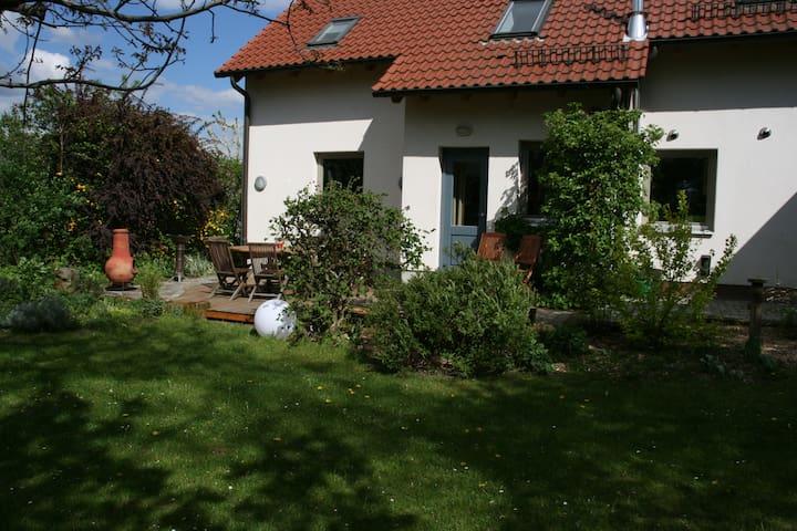 Ferienhaus Liliensteinblick - Gohrisch