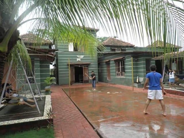 Sanjan Riverstay Bungalow - IN - Vila