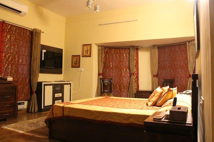 Peaceful Get Away - Haryana - Bed & Breakfast