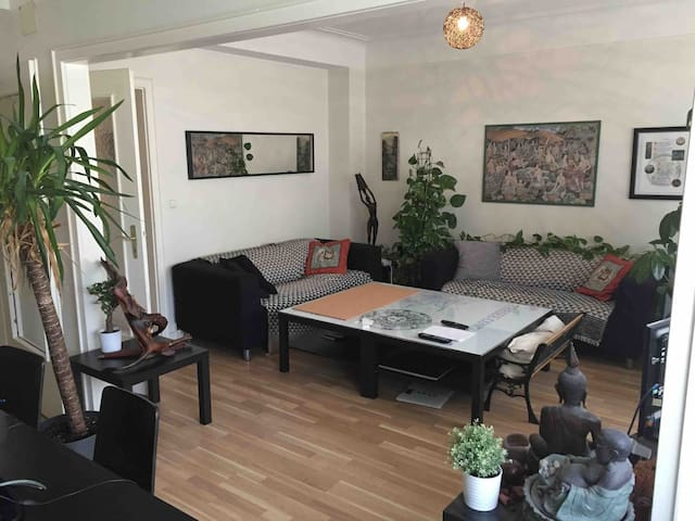 Cosy Appartment (80m2) in City Center