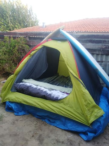 Surfers' Tent, 299 m from beach! - Trigg - House