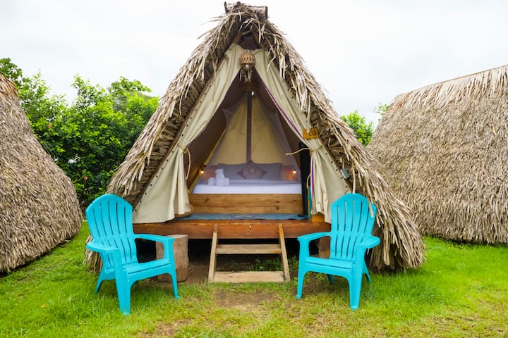 Selina Playa Venao - Tepee Tent