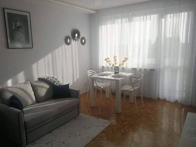 Apartament Centrum Old Town view