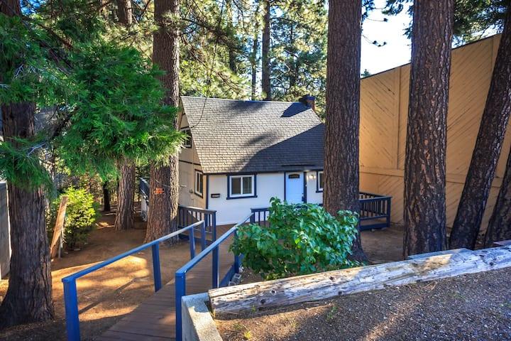 Cozy Modern Mountain Home