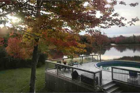 Waterfront Apartment  in beautiful Fall River