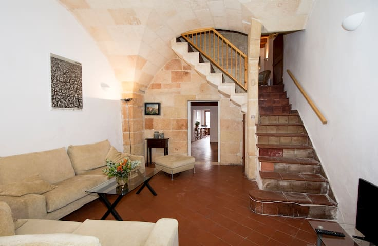 Casa céntrica en el casco antiguo - Ciutadella de Menorca - Hus