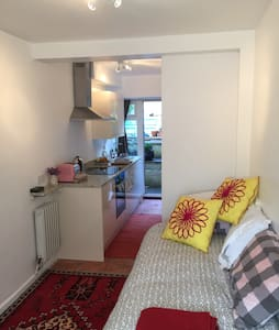 Beautiful compact private studio. - Batheaston - Otros
