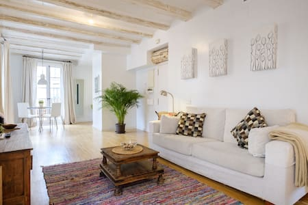 Bright and quiet, in the heart of the Old Town - Barcelona - Apartment