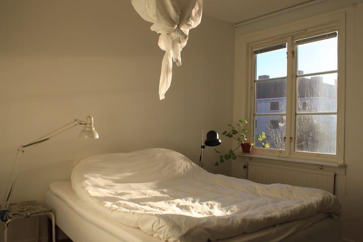 Chic and light apt in city center - Gothenburg - Apartment
