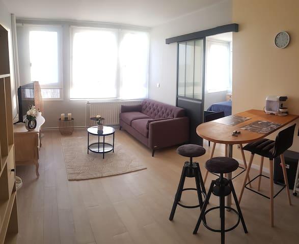 Appartement au cœur du centre ville