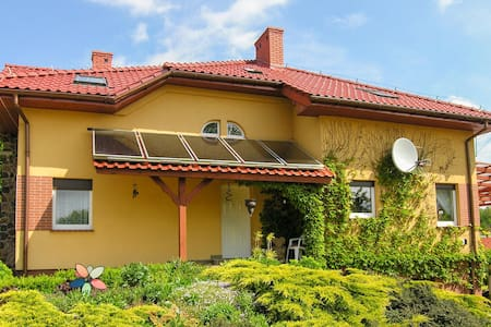 Holiday cottage with 4 bedrooms on 200m² in Wegorzewo