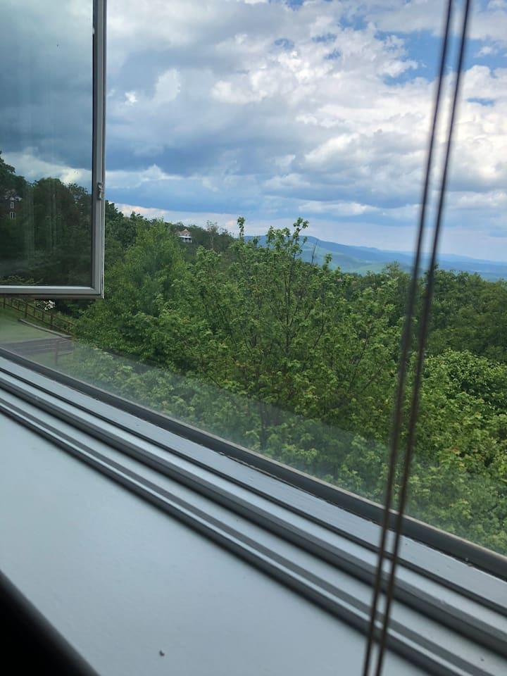 A breath of fresh air, private retreat mtn top
