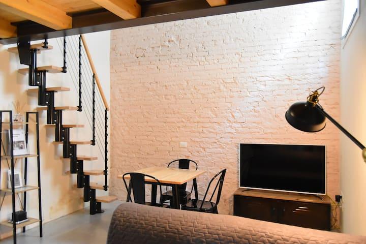 Contemporary Design Apartment Padova