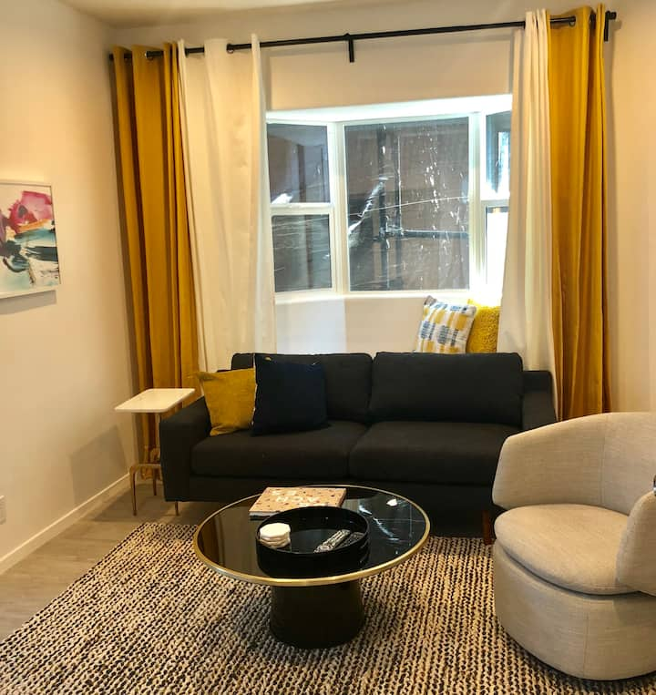 A4 Beautiful New 1BR Remodel