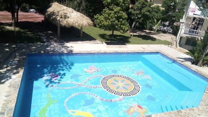 WONDERFUL PLACE IN THE HEART OF BAHIAS DE HUATULCO