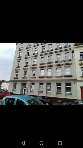 Kleine feine Wohnung in Leipzig