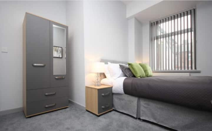 Double room - Warm and Comfortable