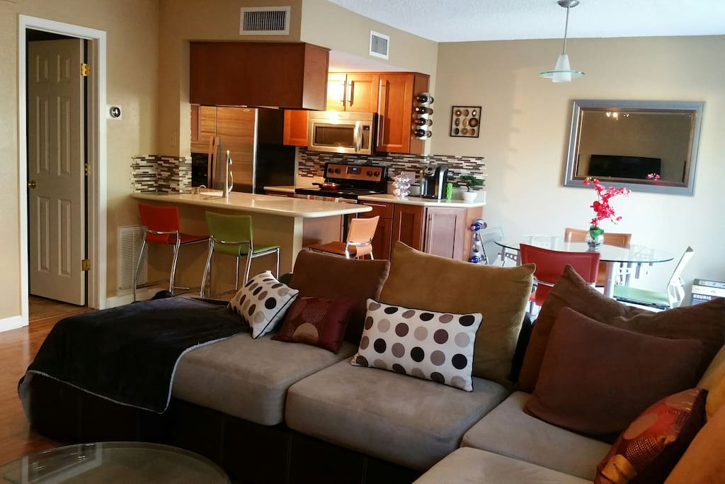 Condo is well equipped with 21 plus amenities!
