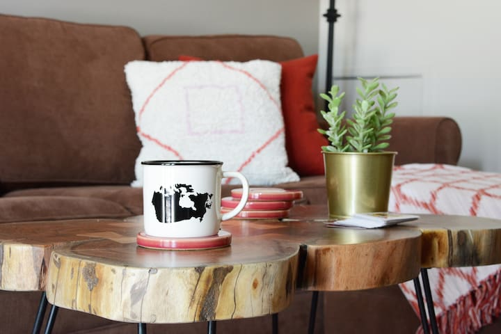 Modern Cabin Style