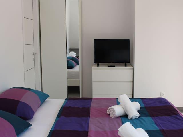 Newly adapted apartment in Mali Losinj ap2 - Mali Lošinj - Leilighet