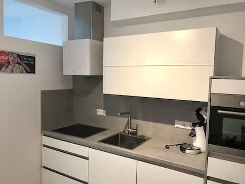 Lovely, bright apartment in Stadtbergen