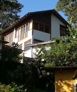 Charming house/magnificent view - Ubatuba - Ház