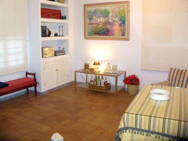 Habitación en hacienda andaluza nº 3 - Mairena del Alcor - Huis