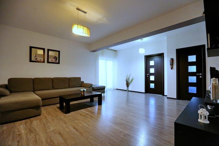 A friendly apartment