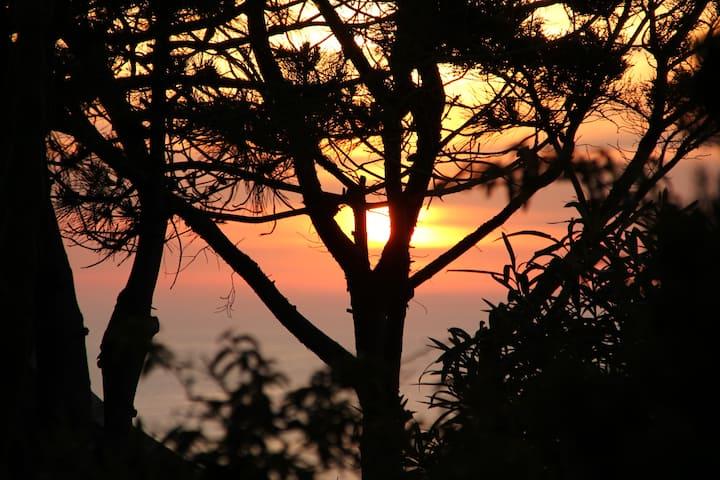 Antico Dammuso tramonto africano