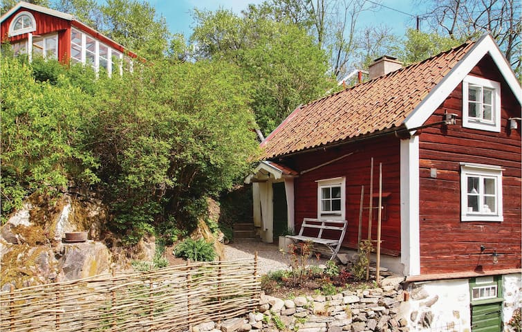 Holiday cottage with 2 bedrooms on 38m² in Huskvarna
