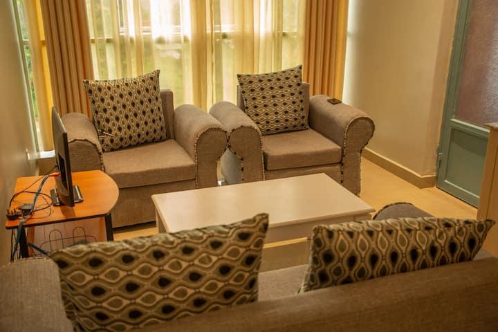 Umwezi Nice Apartment 1BedR -RA21