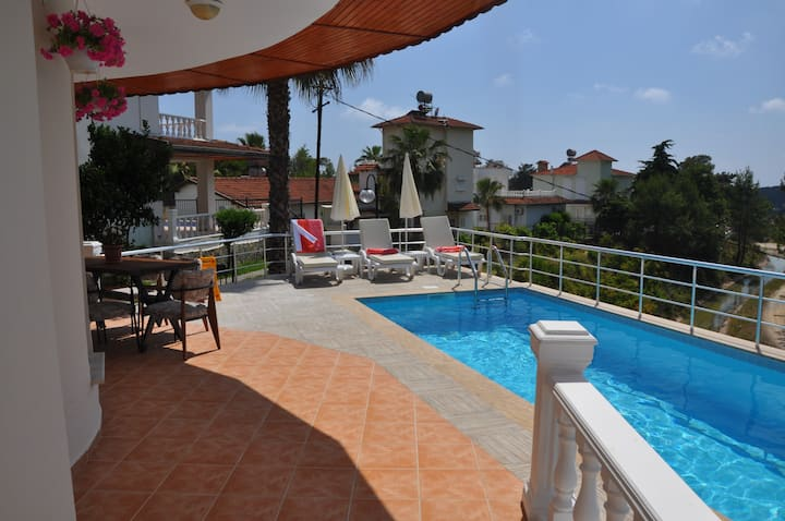 Luxury Villa in Avsallar Close to İncekum