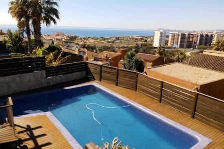 Private Loft with Pool & BBQ near Barcelona - Teià - 宾馆