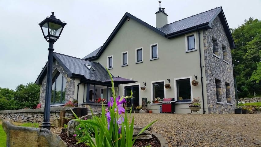 Stunning Double Room with Garden Views - Ardrahan - Aamiaismajoitus
