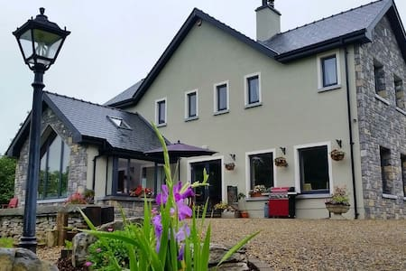 Stunning Double Room with Garden Views - Ardrahan