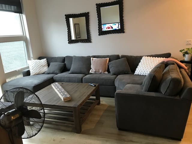 Brand new one bedroom loft in mid town Sacramento