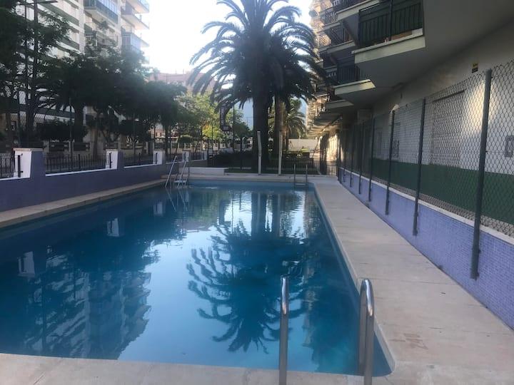 Apartamento junto al mar, mejor zona de Benicassim