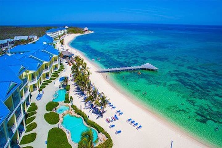 Wyndham Reef Resort - Grand Cayman Island - East End - Lyxvåning