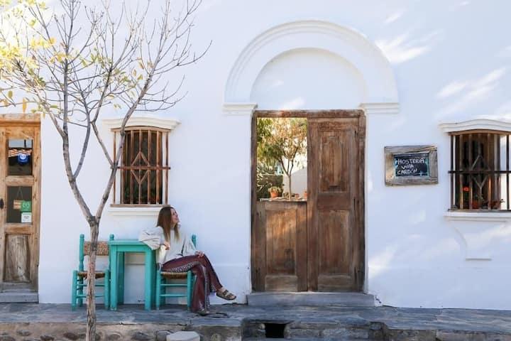 Hosteria Villa Cardon  en Casco Historico de Cachi