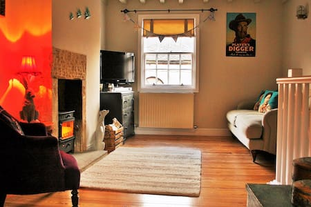 Number 10-beautiful refurbished boutique house - Wirksworth - Casa