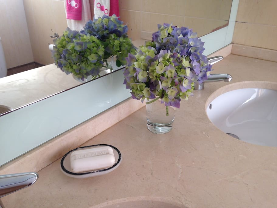 Washbasin's bathroom