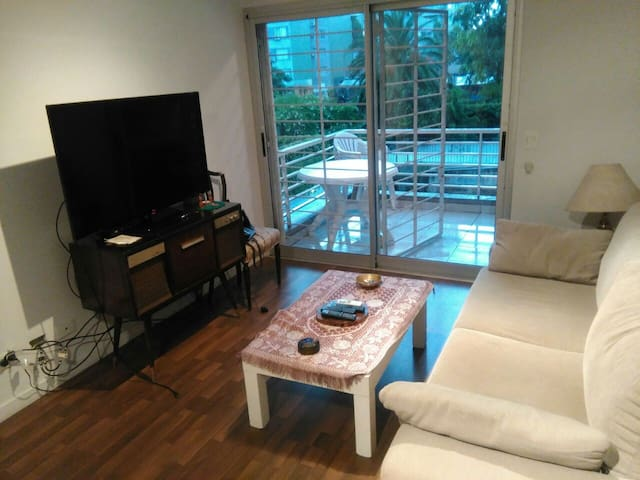 Fancy apartment w/ BBQ grill in Palermo Hollywood
