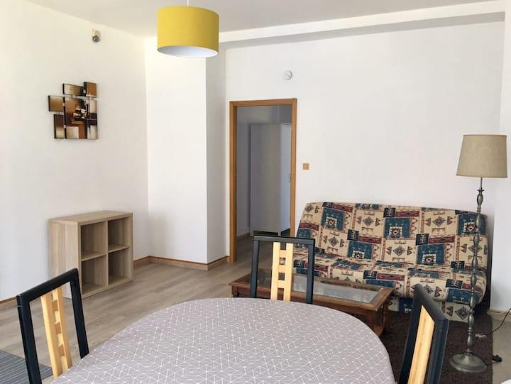 Coquet appartement rénové au pied des Vosges