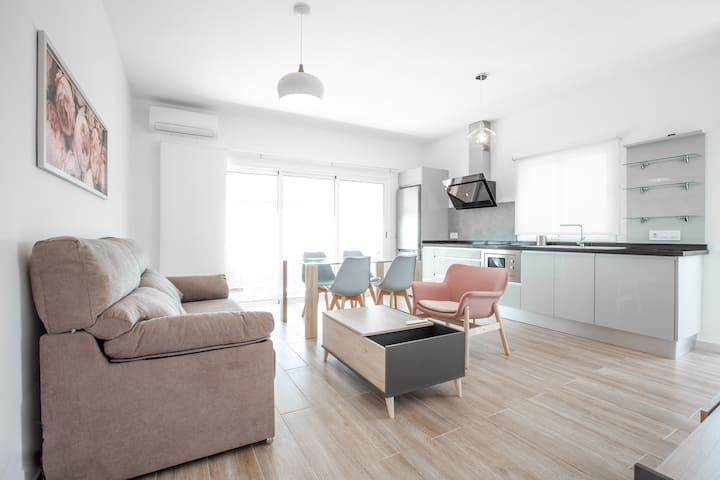 Apartamentos 2 Palmas: Apartamento con vistas (4)