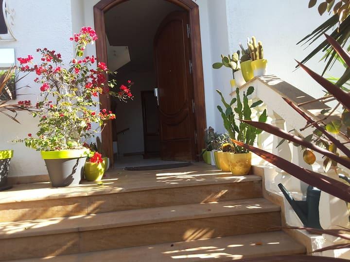 Bougainvillier villa Oasis