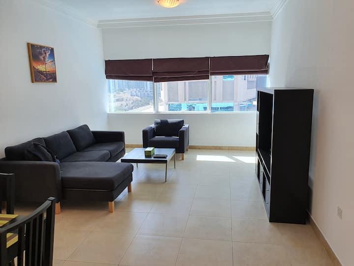 Fully furnished 1 BHK in Dubai Marina