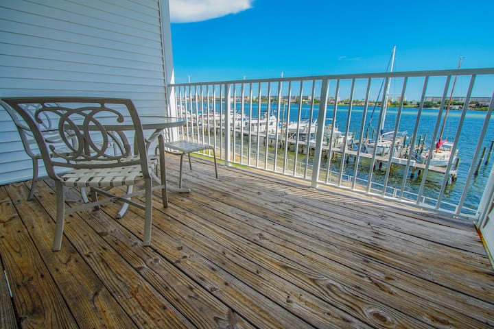 One Bedroom - Waterfront Condo with a view!