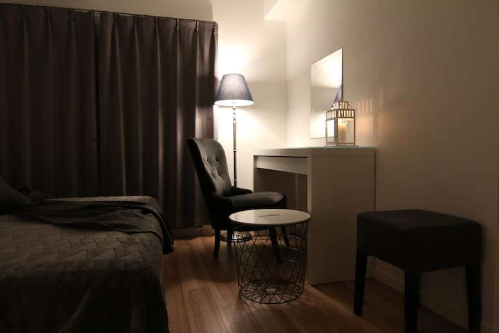 Urban luxury space★Convenient access to USJ